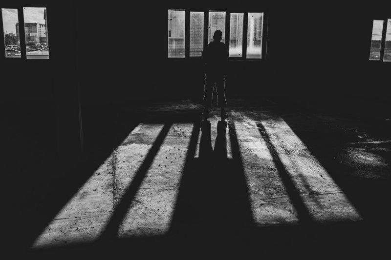 окно, свет, силуэт Окноphoto preview