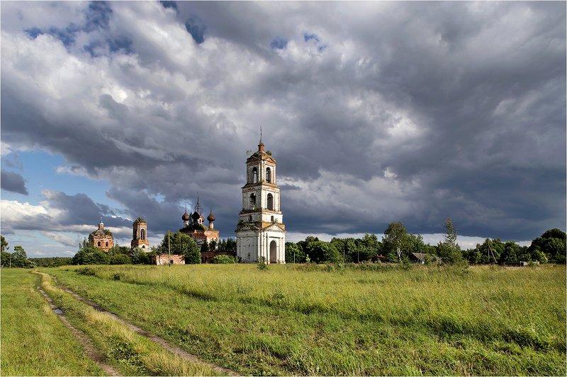 Большое ранее село...photo preview