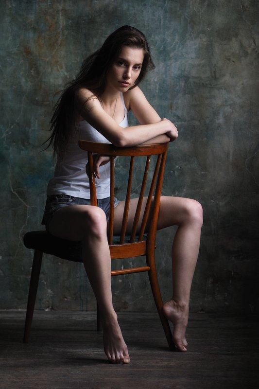 портрет, portrait Таняphoto preview