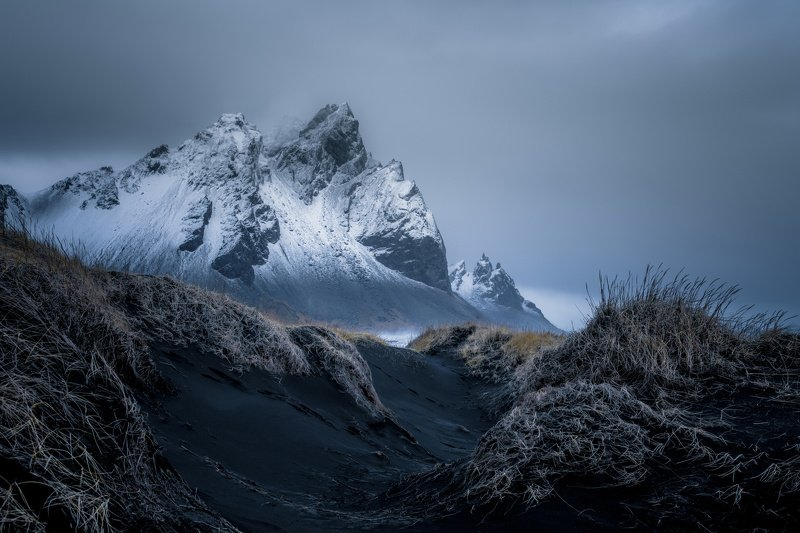 iceland  Vestrahorn - Iceland photo preview