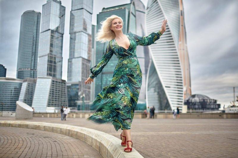 портрет, стритфото, жанр, москва, москвасити, rekhov А я иду, шагаю по Москве...))photo preview