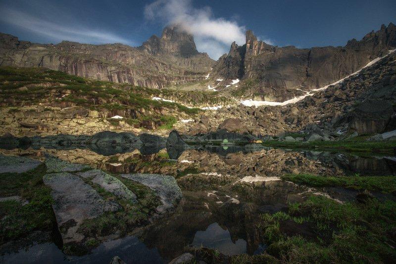 ергаки, горы, саяны, западныйсаян, сибирь Штиль фото превью