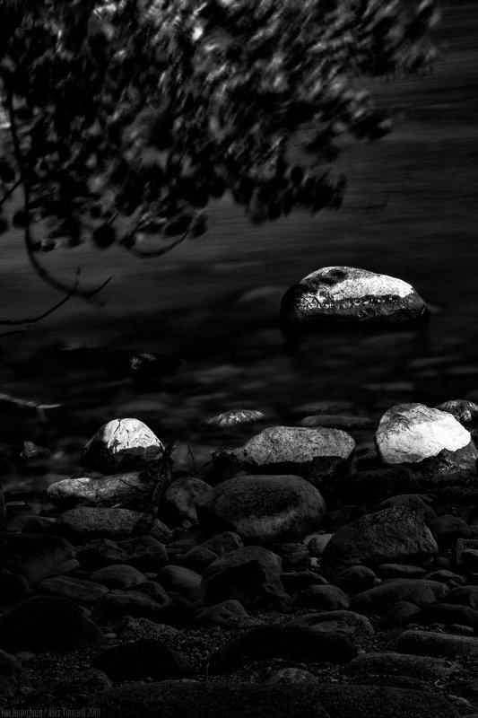природа, пейзаж, монохром, чернобелое, камни, балтика, море, longexposition, nature, sea, ostsee, балтика, stones, water, bw, blackandwhite, ***photo preview