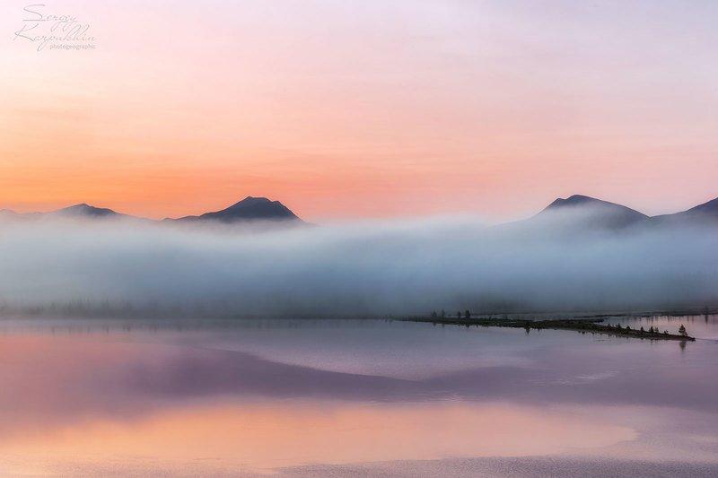 колыма, горы, магаданская область Колымский минимализмphoto preview