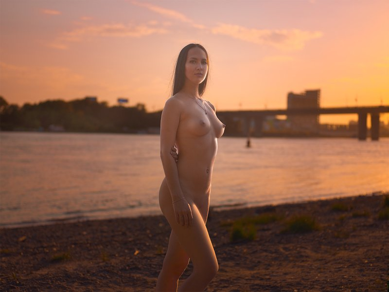 Outdoors  Beach  One Person  People  Sunset  walk  walking  Dusk  Healthy Lifestyle  Leisure Activity  Sunlight  Beauty In Nature  river  urban  girl  young  young women  beautiful  beauty  sundown  summer  sunshine  sunny photo preview