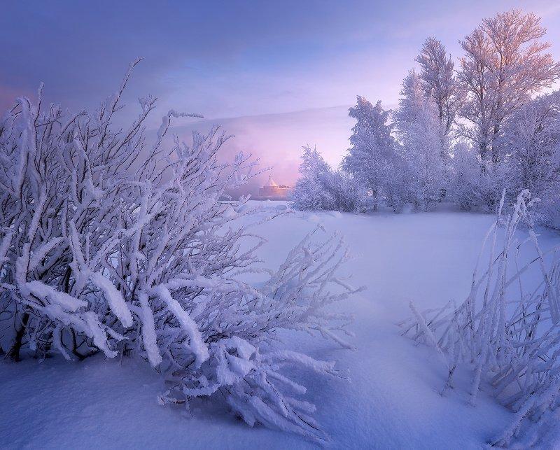 #шлиссельбург, #орешек, #крепость Шлиссельбургское утро.photo preview