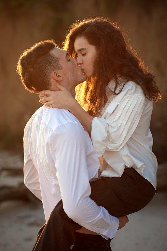 любовь, love, love story, portrait, sun, nikon Любовьphoto preview