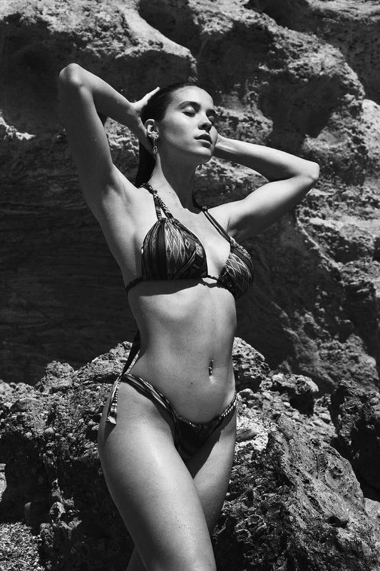 art, blackandwhite, model, swimwear, swimsuit, bikini Simonephoto preview