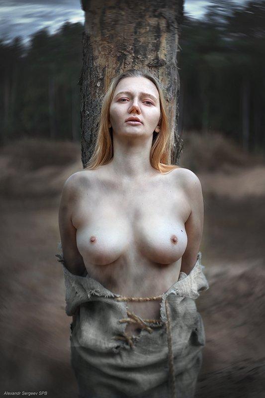 арт,ню-арт,фото-арт,обнажённая,ведьма,стилизация Охота на ведьмphoto preview
