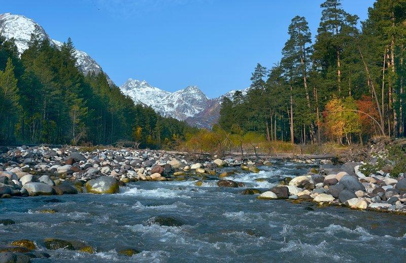 Река Баксанphoto preview