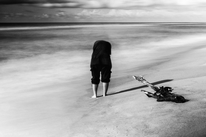shore, sea, baltica, ostsee, monochrome, blackandwhite, bw, people, portrait, чернобелое, монохром, портрет, море, longexposition, человек, природа, пейзаж, landscape, seascape, ***photo preview