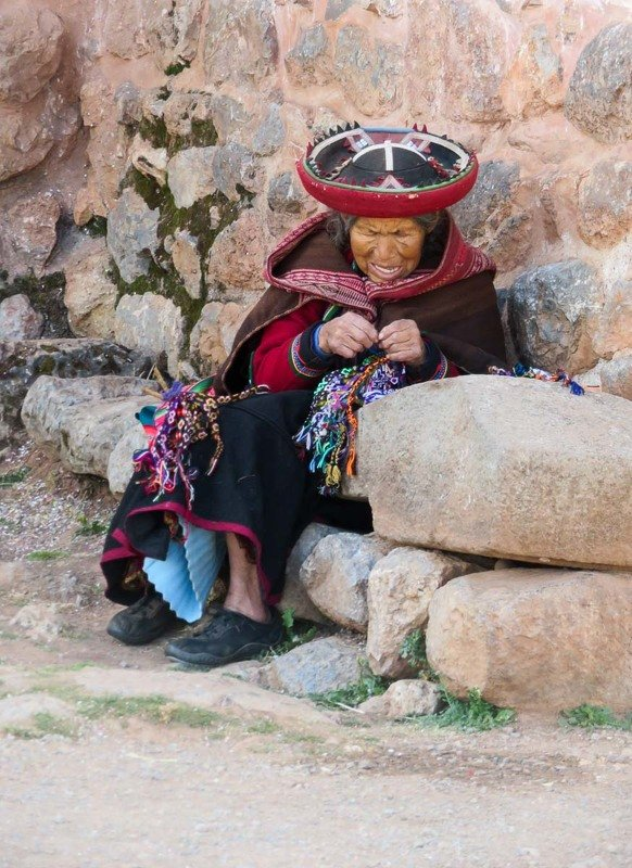 перу, кечуа, традиция, женщина Перуанкаphoto preview