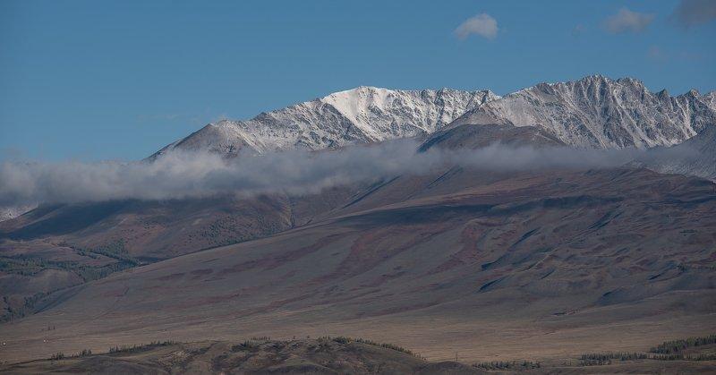 горы, Алтай, пейзаж осенний Алтайphoto preview