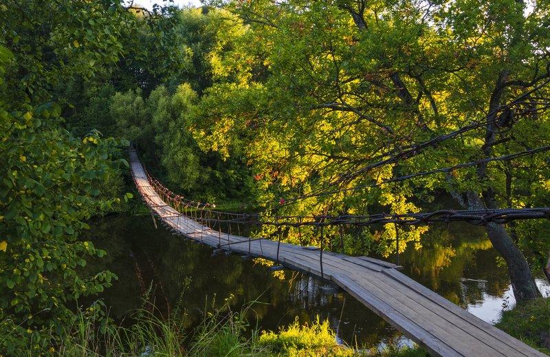 вечер, десна, река Вечер на рекеphoto preview