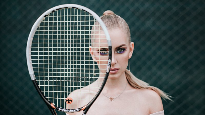 Tennis photo preview