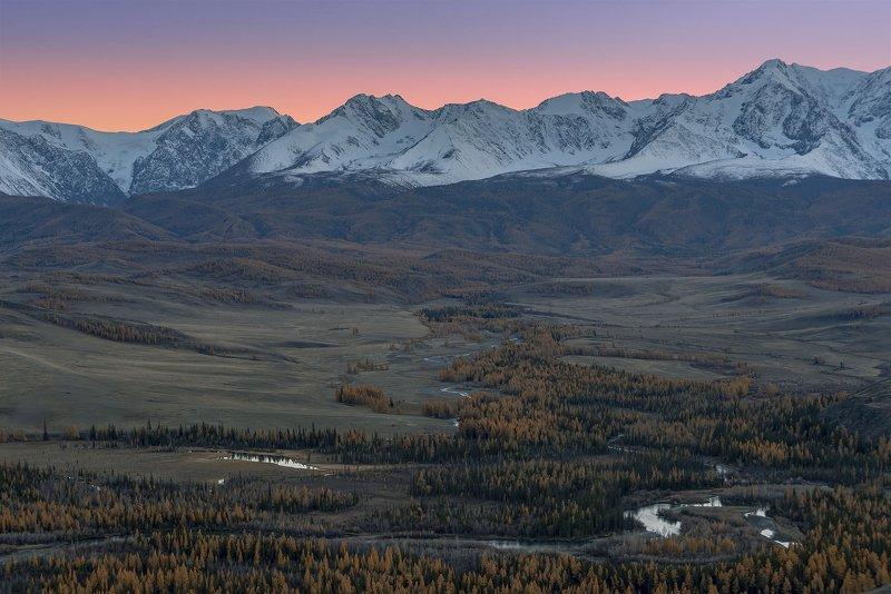 алтай,горный алтай, осень, Осенний пейзаж...photo preview