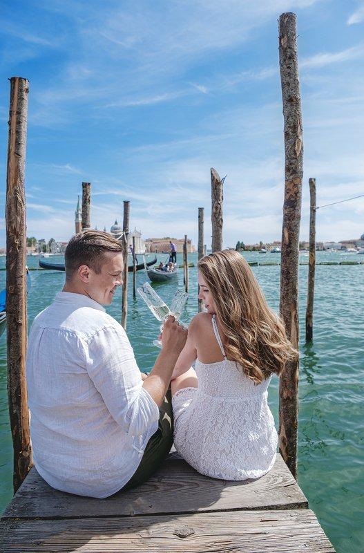 фотосессия, фотографиталия, фотографВенция,  Фотосессия в Венеции.photo preview