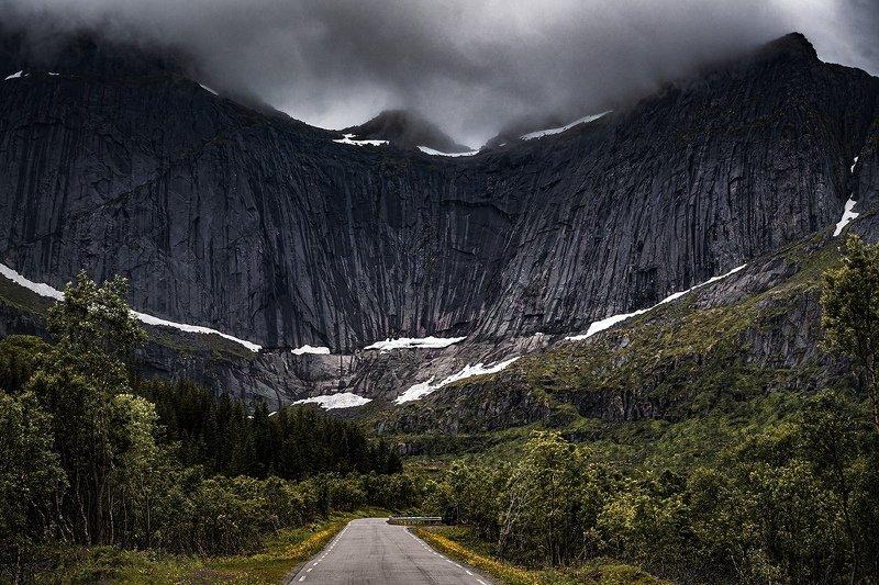 норвегия, лофотены ***photo preview