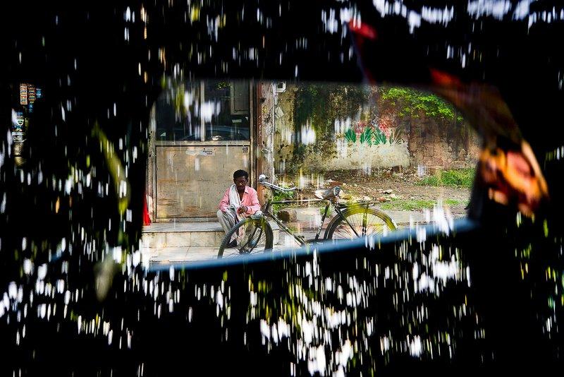 window street yourshot instagram delhi colors stars Through the starsphoto preview