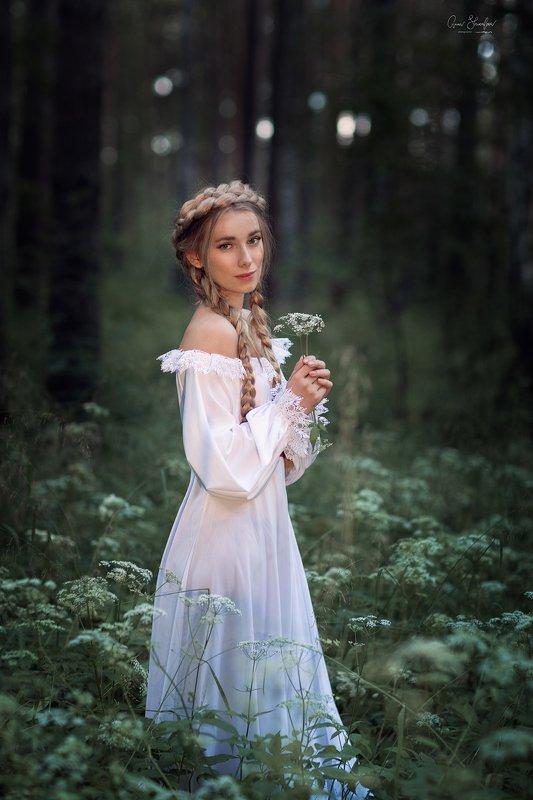 портрет красота девушка арт Ангелинаphoto preview