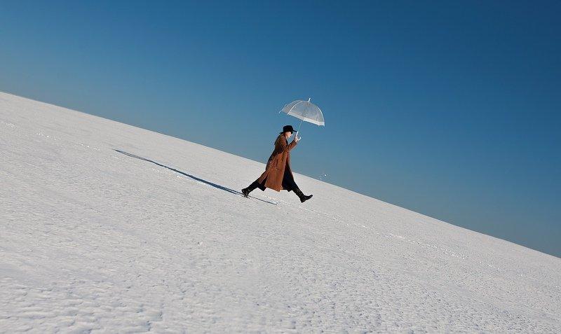 Снежная пустыняphoto preview