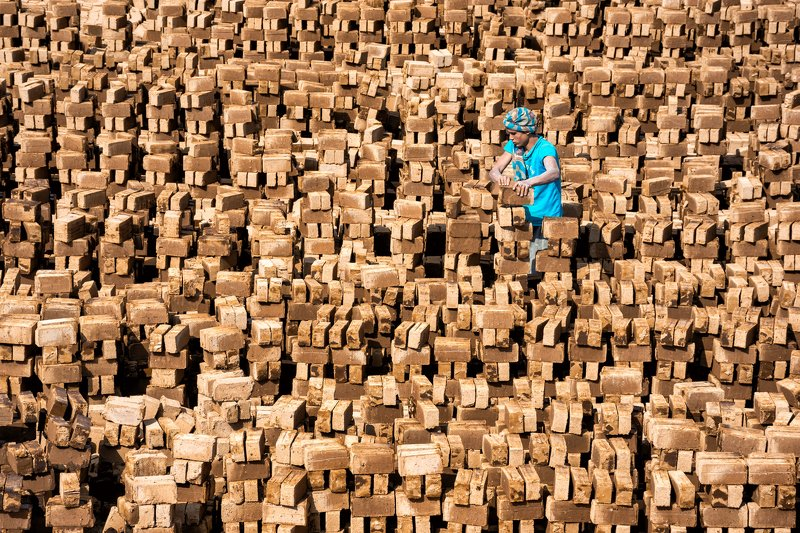 #man #15 #teenager #brick #hard_work #home #work  brick manphoto preview