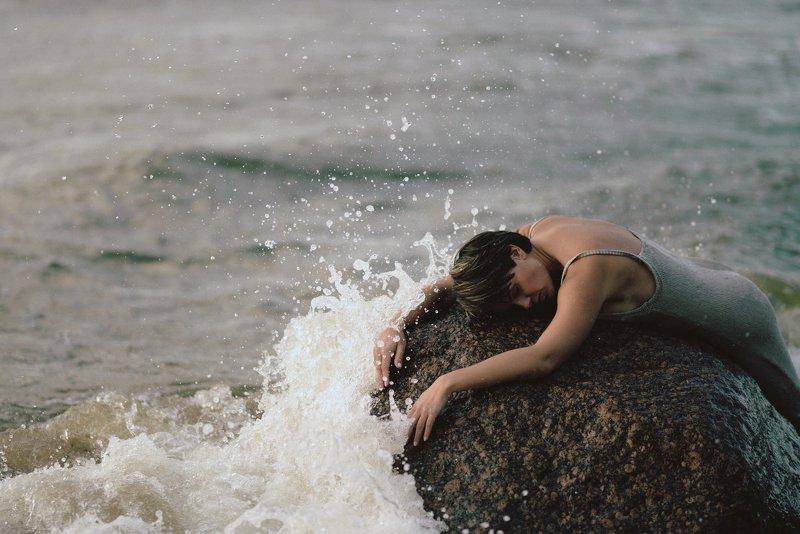 море, портрет, никон Aster the stormphoto preview