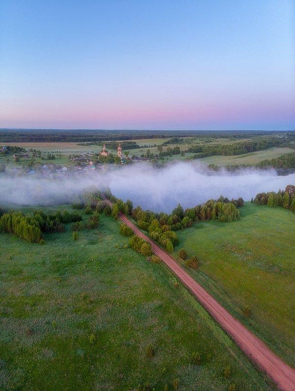 Туман раннего утраphoto preview