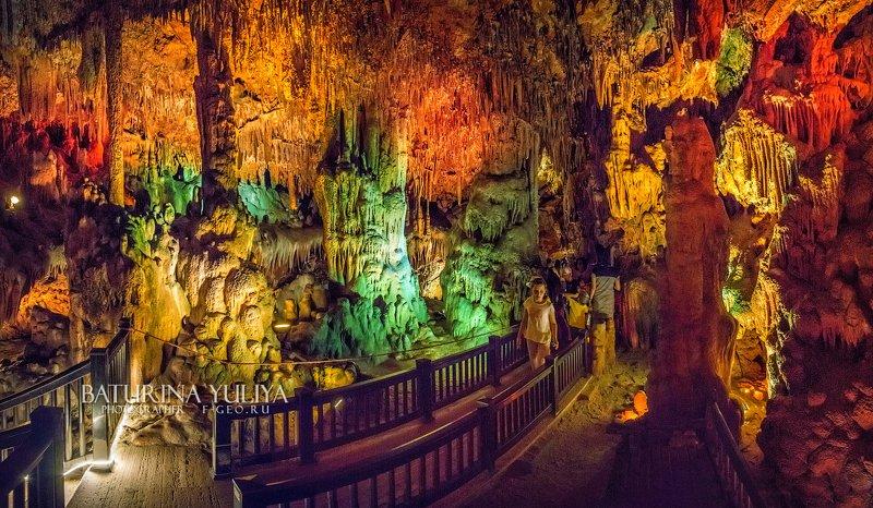турция, алания, дамлаташ, пещера Пещера Дамлаташphoto preview