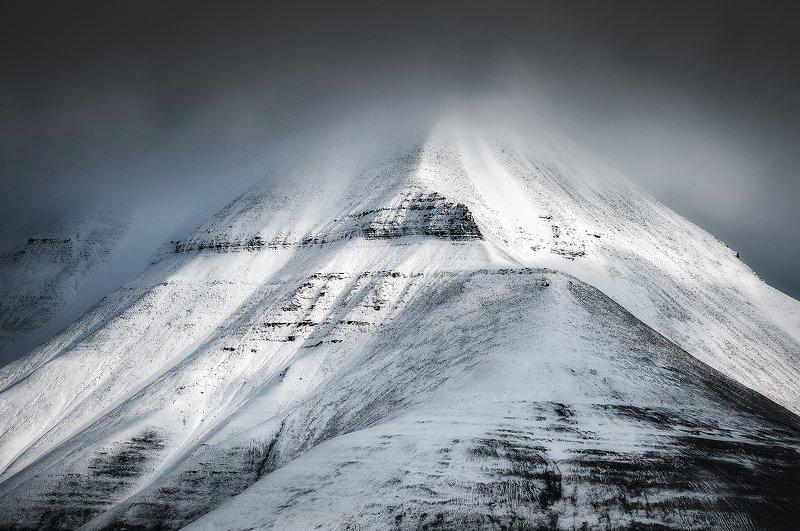svalbard, spitsbergen, northnorway, islands, polar, arctic, summer, snow Arctic Tranquilityphoto preview
