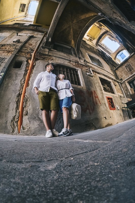 LoveStory, Венеция, прогулка, Италия LoveStory в Венецииphoto preview