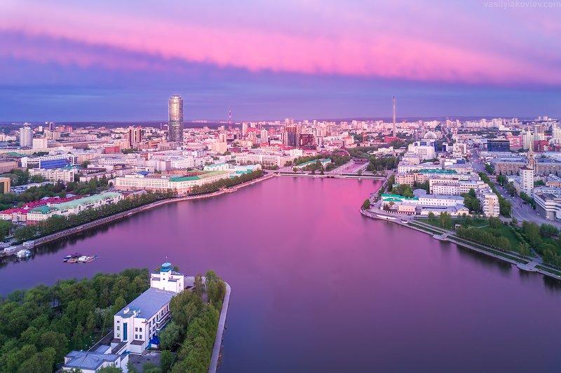 екатеринбург Вечерний Екатеринбургphoto preview