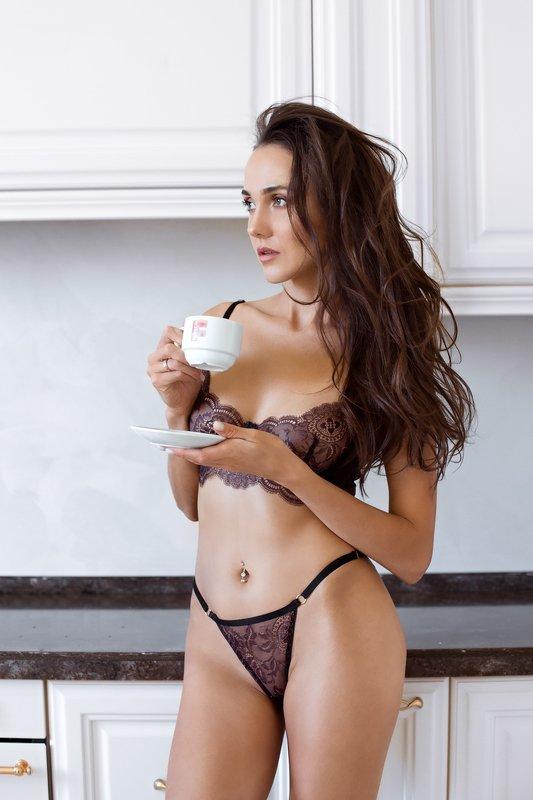 Кофе с утраphoto preview