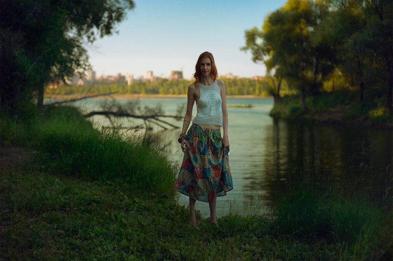 people, , outdoors, , walking, , full, length, , one, person, , day, , leisure, activity, , women, , summer, , dress, , nature, , sky, , beauty, in, nature, , young, , young, women, , river, , tree, , trees, , girl, , beautiful, , beauty, , bay, , grass photo preview
