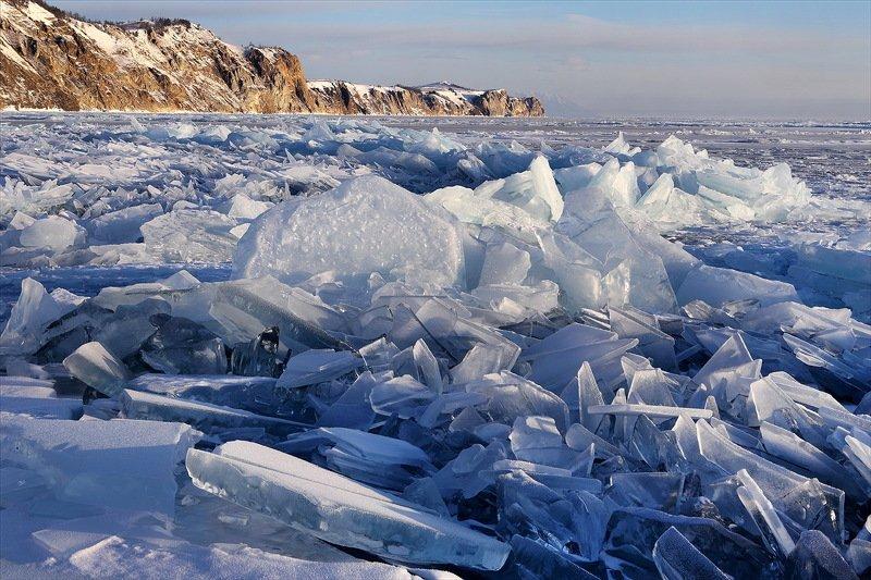 зима, февраль, байкал, озеро, море, лёд, холод, photo preview