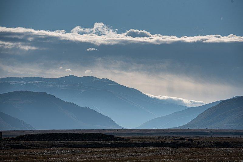 горы, Алтай, пейзаж Алтайский пейзаж photo preview