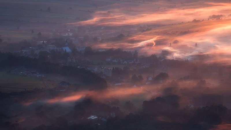 landscape,canon,mist,light,autumn,fog Ghosts of the Past...photo preview