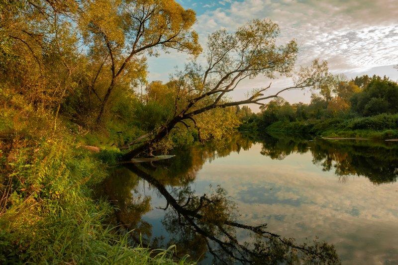пейзаж Осень рядомphoto preview