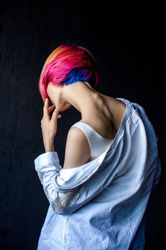 portrait, color, model, modeling Margophoto preview
