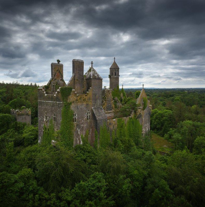 ireland, castle ***photo preview