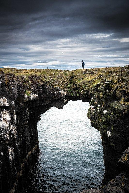 исландия Мостphoto preview