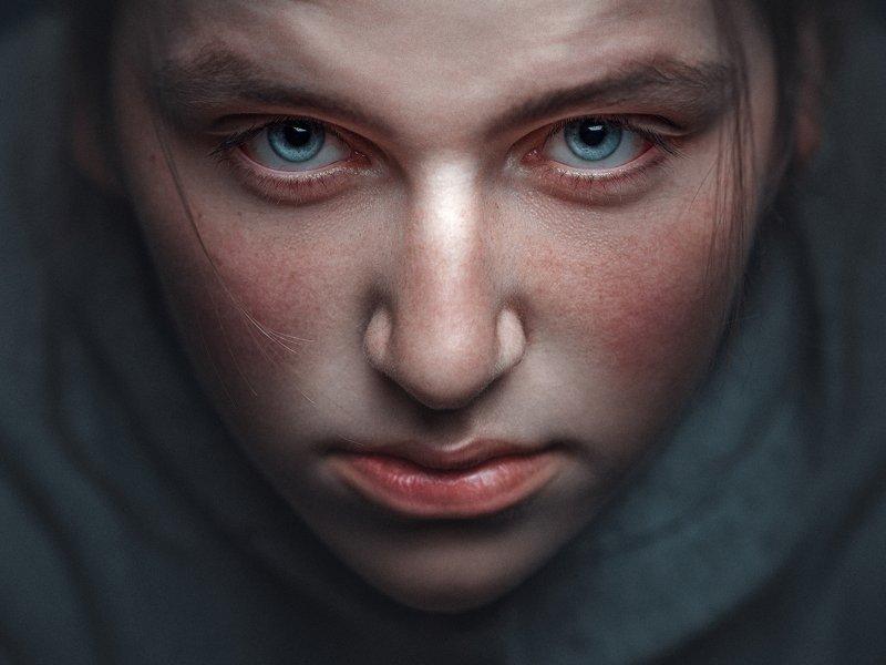 #взгляд #sight #портрет Несокрушимостьphoto preview