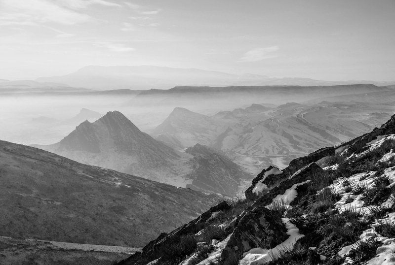 горы,вершины,пейзаж,небо,снег,дагестан,природа Горный пейзаж..photo preview