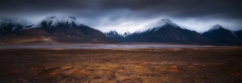 svalbard, spitsbergen, northnorway, islands, polar, arctic, summer, panorama Oblivionphoto preview