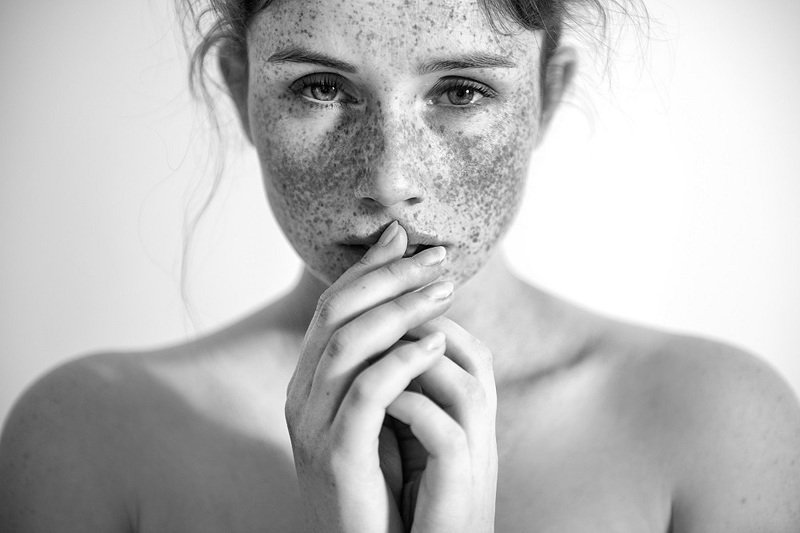 #portret #portrait #blackandwhite #monochrome Michalinaphoto preview