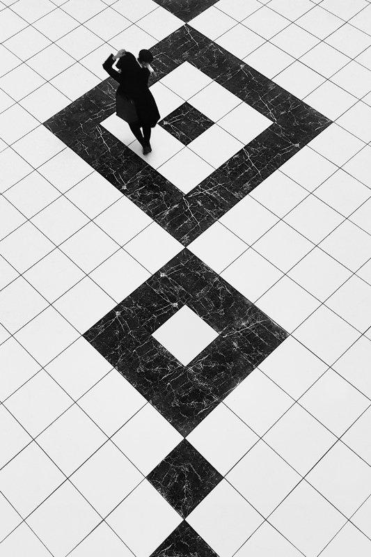 street, bnw, human, perspective, conceptual, art, fine art. Stencilphoto preview