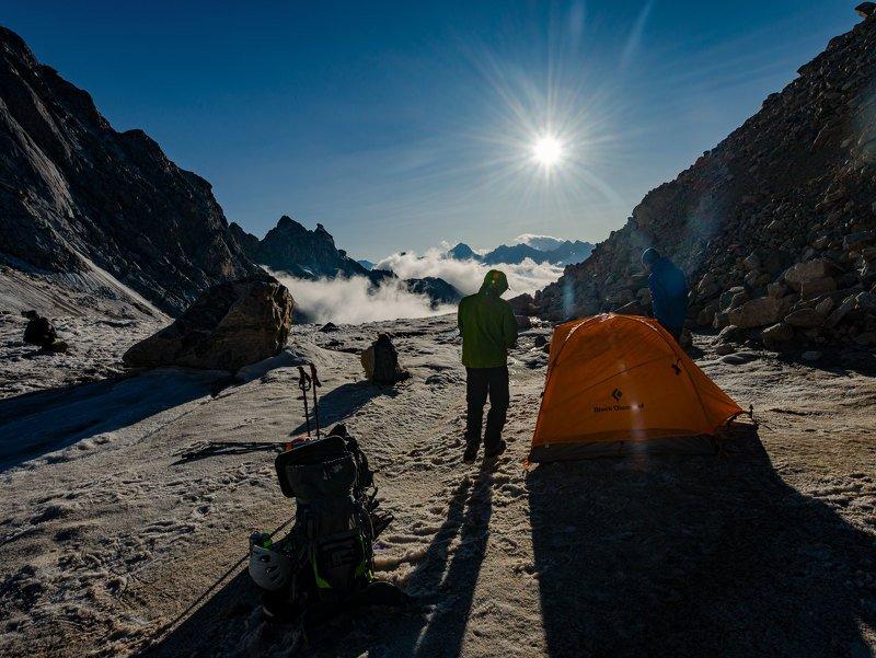 Утро на перевале Укю. фото превью
