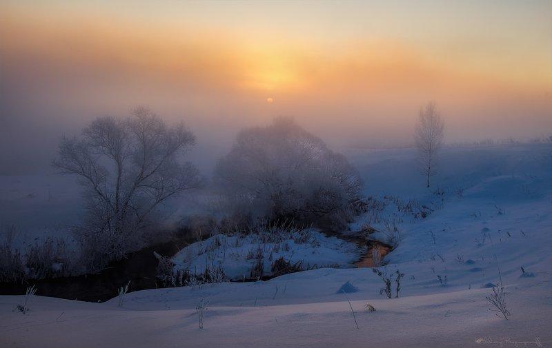 Затянула зимы пелена.photo preview