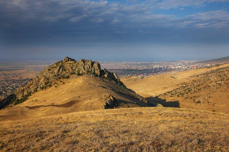 горы,гора,махачкала,перевал,дагестан, Горный пейзаж..photo preview