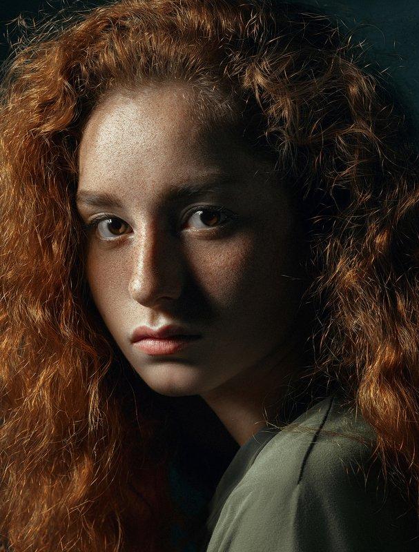 #взгляд #sight #портрет #redhead #portrait #portraitphotography #рыжая #рыжик Эллаphoto preview